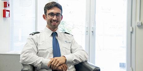 CAE Become a Pilot info session - Marseille billets