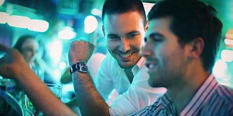 London Gay Speed Dating | Age 24-40 (38594) tickets