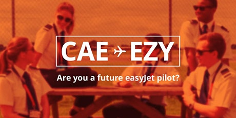 CAE Become a Pilot info session - Oxford tickets
