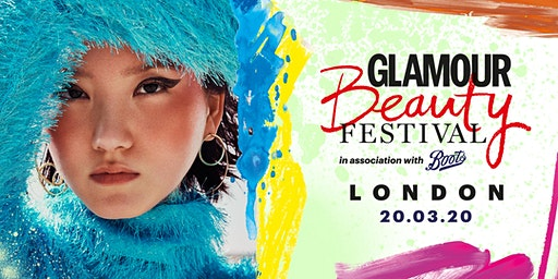 GLAMOUR Beauty Festival London