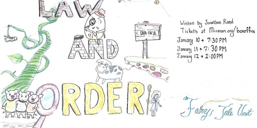 Law & Order:  Fairy Tale  (Friday)