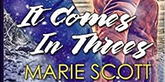 """Meet the Local Author and Book Signing for """"It Comes In Threes"""""""