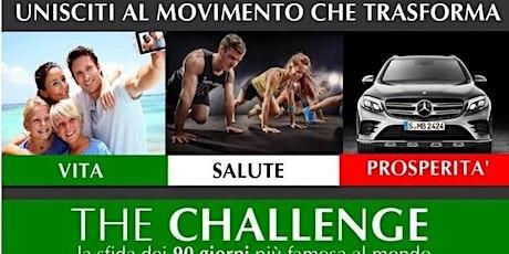 GENOVA The CHALLENGE 17/12 biglietti