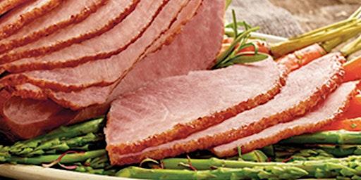 Talton Mill Supper Night - Honey Roast Ham & Asparagus