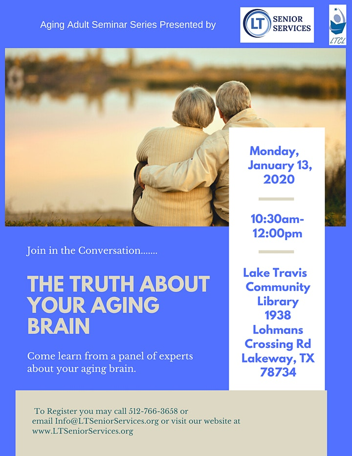 The Truth About Your Aging Brain image
