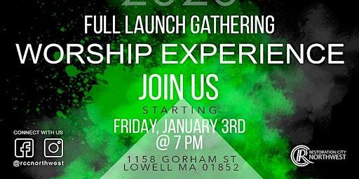 Launch Celebration Gathering