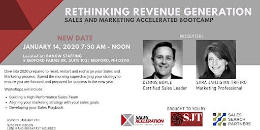 Rethinking Revenue Generation