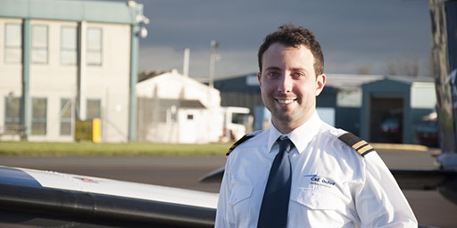 CAE Become a Pilot info session - Lyon