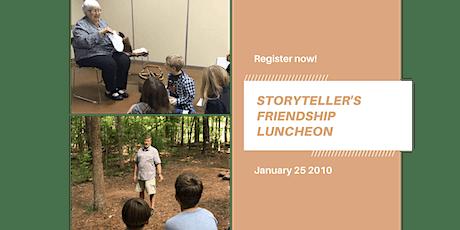 Storytellers' Friendship Luncheon tickets
