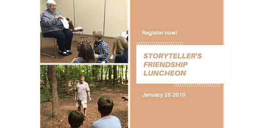 Storytellers' Friendship Luncheon