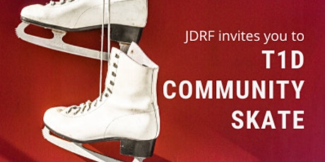 Come Join JDRF for a T1D Community Skate!  tickets