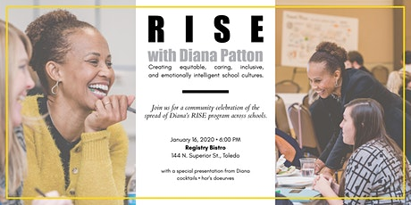 RISE with Diana Patton tickets