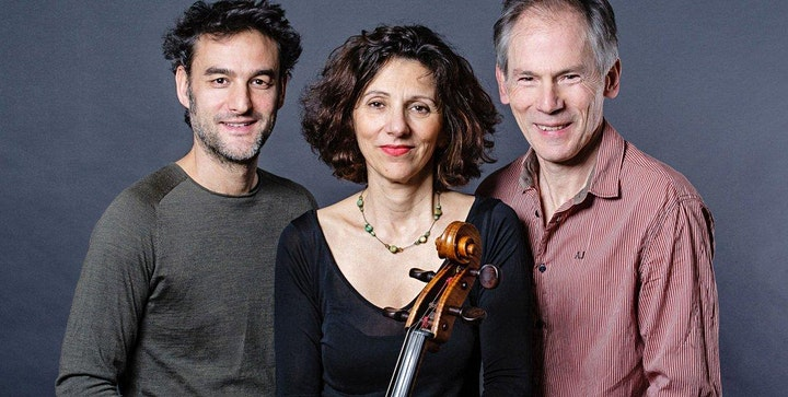 The Saltarello Trio image
