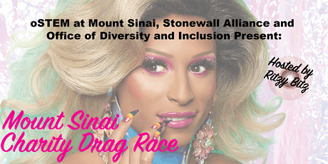 2nd Annual Mount Sinai Charity Drag Race tickets