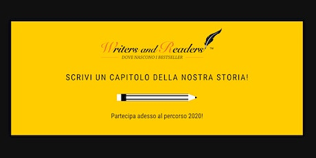Percorso Writers And Readers 2020 biglietti