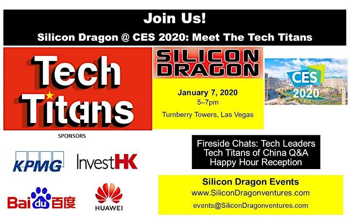 Silicon Dragon @ CES 2020 image