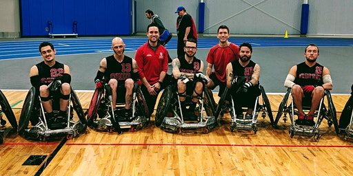 8th Annual Wheelchair Rugby Pay-to-Play Tournament