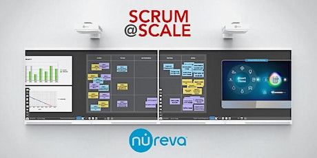 Scrum@Scale Practitioner with Nureva™ Technology - 2 day Course - London tickets