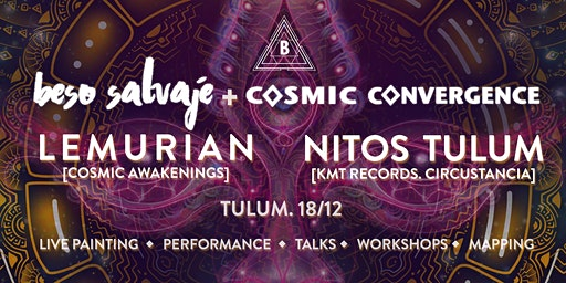 Cosmic Convergence by Beso Salvaje