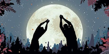 Full moon Candlelit Luna Yoga & Meditation tickets