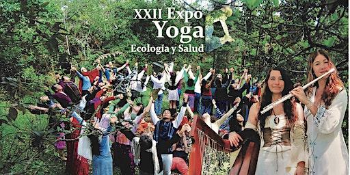 """Concierto y Taller  """"Danza de Paz Universal"""" Expo Yoga Guadalajara 2020"""