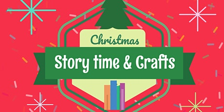 Cherry Tree Christmas Stories & Crafts tickets
