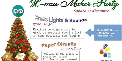 X-mas Maker Party