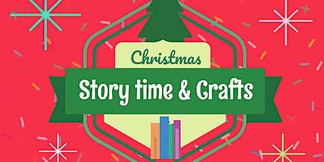 Darwen Christmas Stories & Crafts tickets
