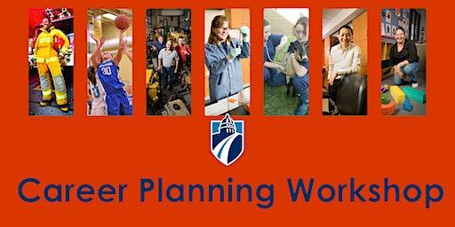 Career Planning Workshop-Portage Campus (Spring 2020)
