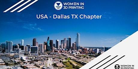 Women in 3D Printing - Dallas Premiere Event tickets