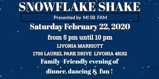 SNOWFLAKE SHAKE 2020
