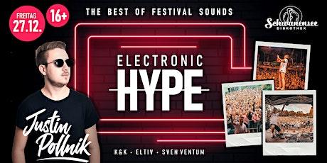 ELECTRONIC HYPE Braunschweig Tickets