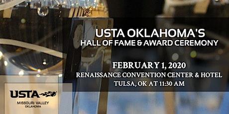 USTA Oklahoma Hall of Fame & Awards Banquet entradas