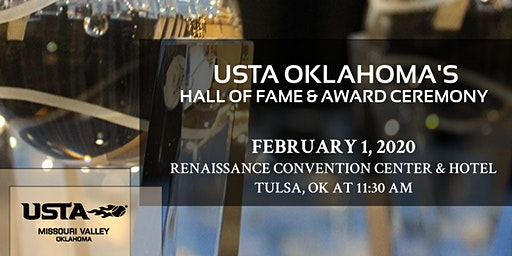 USTA Oklahoma Hall of Fame & Awards Banquet