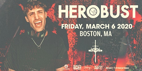 Herobust at Royale | 3.6.20 | 10:00 PM | 21+ tickets