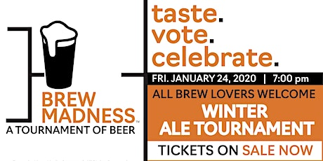Brew Madness - Tournament of Beer tickets