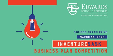 InVentureSASK Business Plan Competition tickets