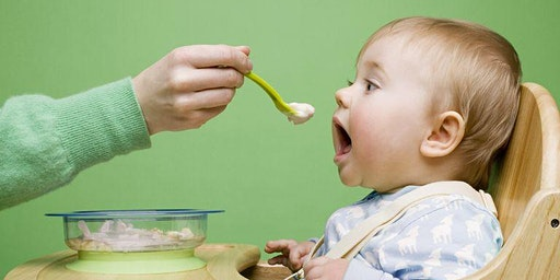 Baby Food & Beyond: From Milk to Meals - Nutrition Workshop