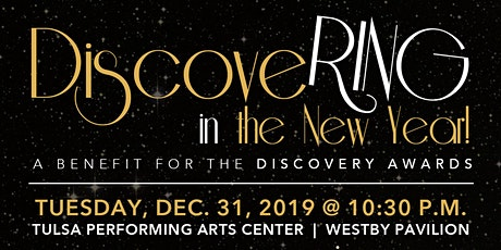 Discovery Awards New Year's Eve Party tickets