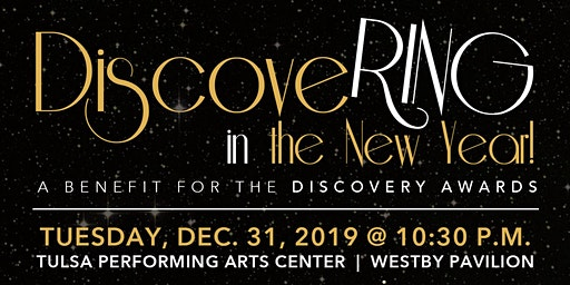 Discovery Awards New Year's Eve Party