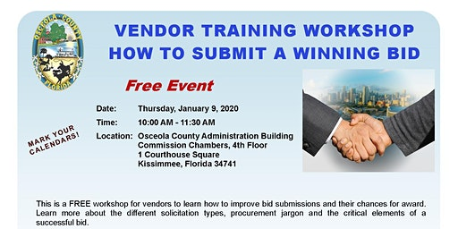 How to Submit a Winning Bid