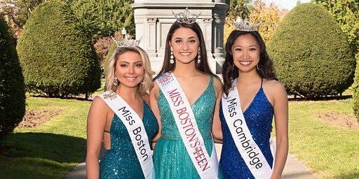 Miss Boston & Miss Cambridge Competition 2020