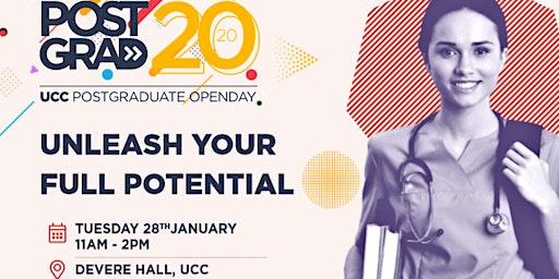 UCC POSTGRADUATE OPEN DAY 2020