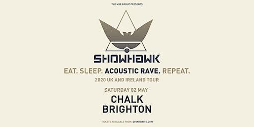 Showhawk Duo (Chalk, Brighton)