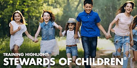 Stewards of Children Prevention Program tickets