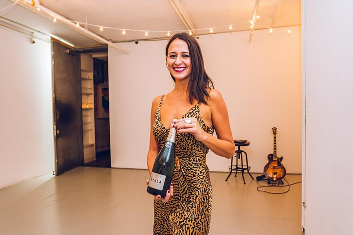 NYE Rosé Champagne Party image