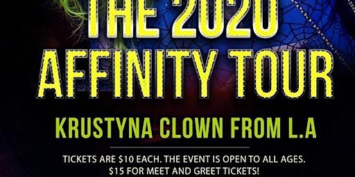 The 2020 Affinity Tour; Phoenix