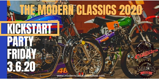 The Modern Classics- Kickstart Party