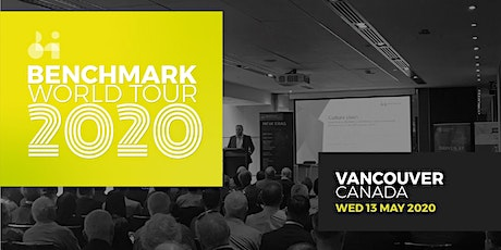 Benchmark World Tour 2020 - Vancouver tickets