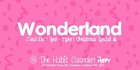 Wonderland: Christmas special tickets